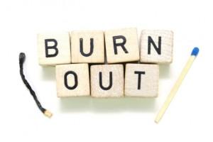 interesting image burnout