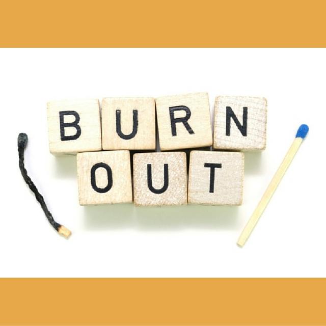 Brandnew uit je burnout